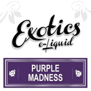 Exotics e-Liquid Purple Madness