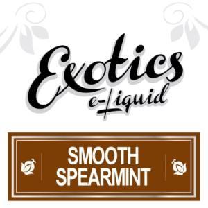 Exotics e-Liquid Smooth Spearmint