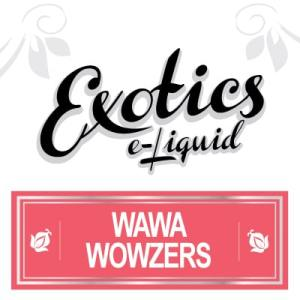 Exotics e-Liquid Wawa Wowzers