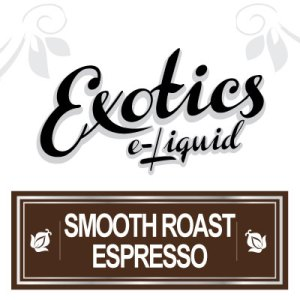 Smooth Roast Espresso e-Liquid, Exotics, eJuice, Drinkl Flavours, Vape, Vaping, eCig