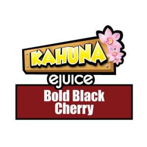 Kahuna eJuice Bold Black Cherry