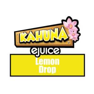 Lemon Drop e-Liquid
