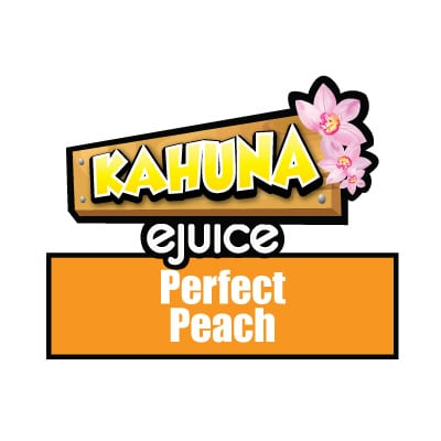 Kahuna eJuice Perfect Peach