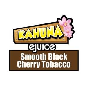 Smooth Black Cherry Tobacco e-Liquid