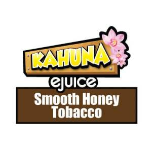 Smooth Honey Tobacco e-Liquid