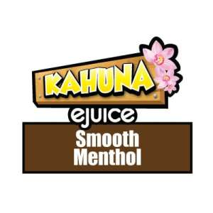 Kahuna eJuice Smooth Menthol