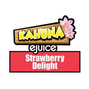 Kahuna eJuice Strawberry Delight