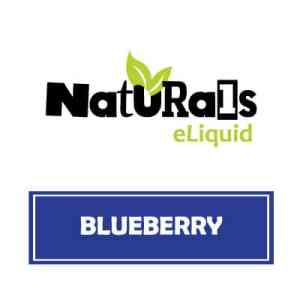 Naturals e-Liquid Blueberry