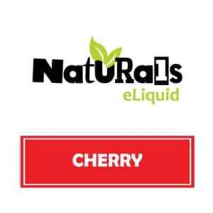 Naturals e-Liquid Cherry