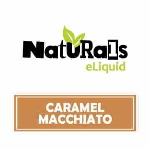 Organic Caramel Macchiato e-Liquid