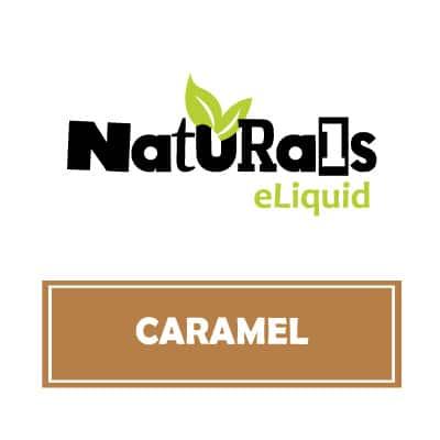 Organic Caramel e-Liquid