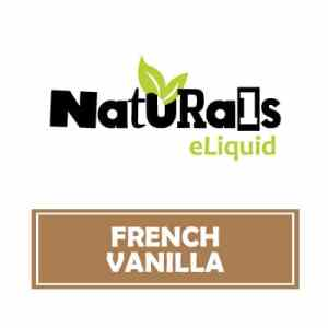 Organic French Vanilla e-Liquid