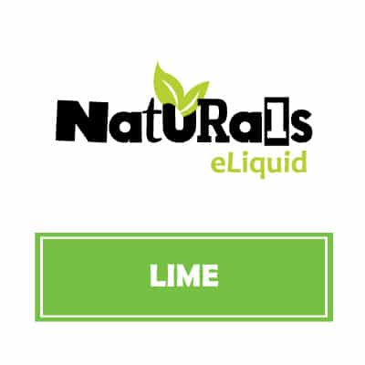 Naturals e-Liquid Lime