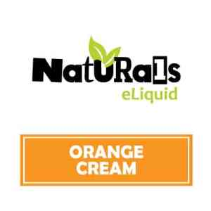 Organic Orange Cream e-Liquid
