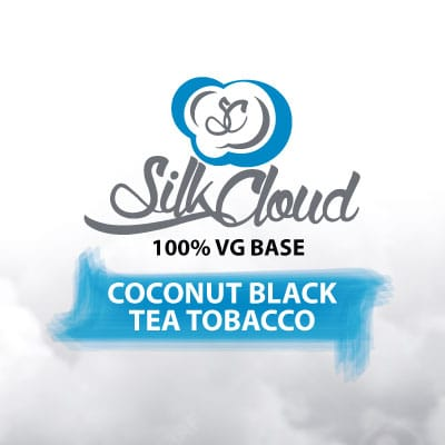 Coconut Black Tea Tobacco e-Liquid