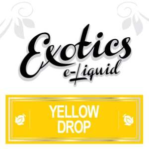 Yellow Drop e-Liquid