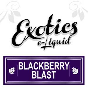 Exotics e-Liquid Blackberry Blast