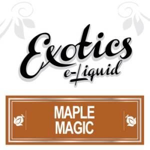 Maple Magic e-Liquid, Exotics, Vape, Vaping, eJuice