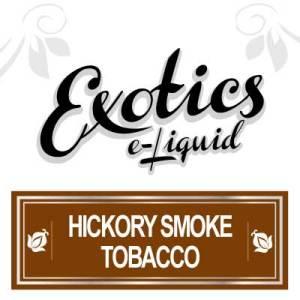 Hickory Smoke Tobacco e-Liquid, Exotics, Vape, Vaping, eCig, Electronic Cigarette