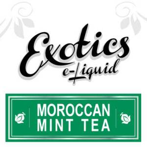 Moroccan Mint Tea e-Liquid, eJuice, Drink Flavours, Vape, Vaping