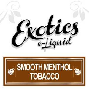 Smooth Menthol Tobacco eJuice