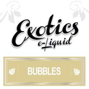 Exotics e-Liquid Bubbles