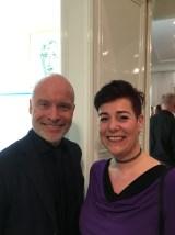 Me and Mart Visser