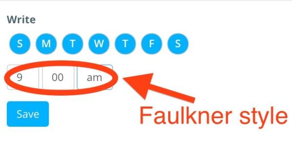 faulknerstyle