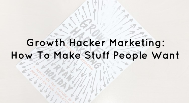 Growth Hacker Marketing Header