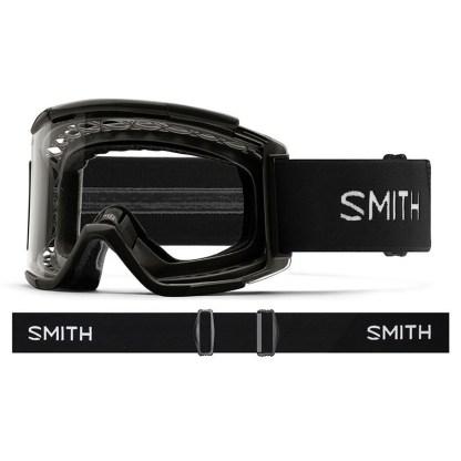 SMIT Squad mtb xl black single clear