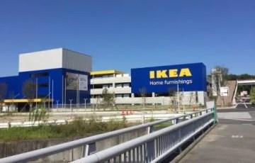 IKEAのオープン日