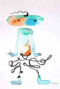 nikodio-2014-danseur en jamb