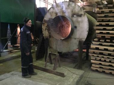 Производство гранул