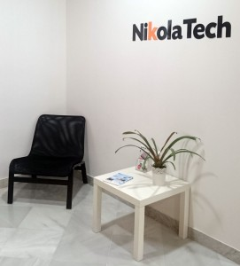 Entrada Nikola Tech Ciudad Expo