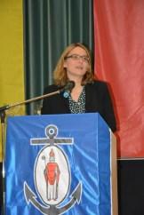 Grußwort der evangelischen Pfarrerin Marjaana Marttunen-Wagner
