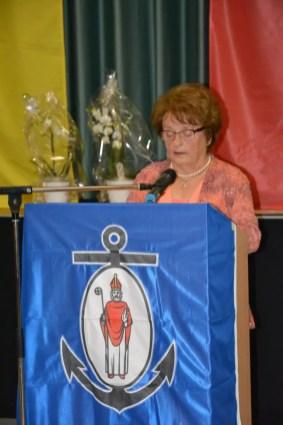 Kirchenpflegerin Karin Geske