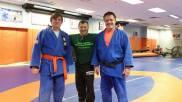 JUDO and Sambo Clinic in Syracuse, New York with Dr Dimitri Zaistev