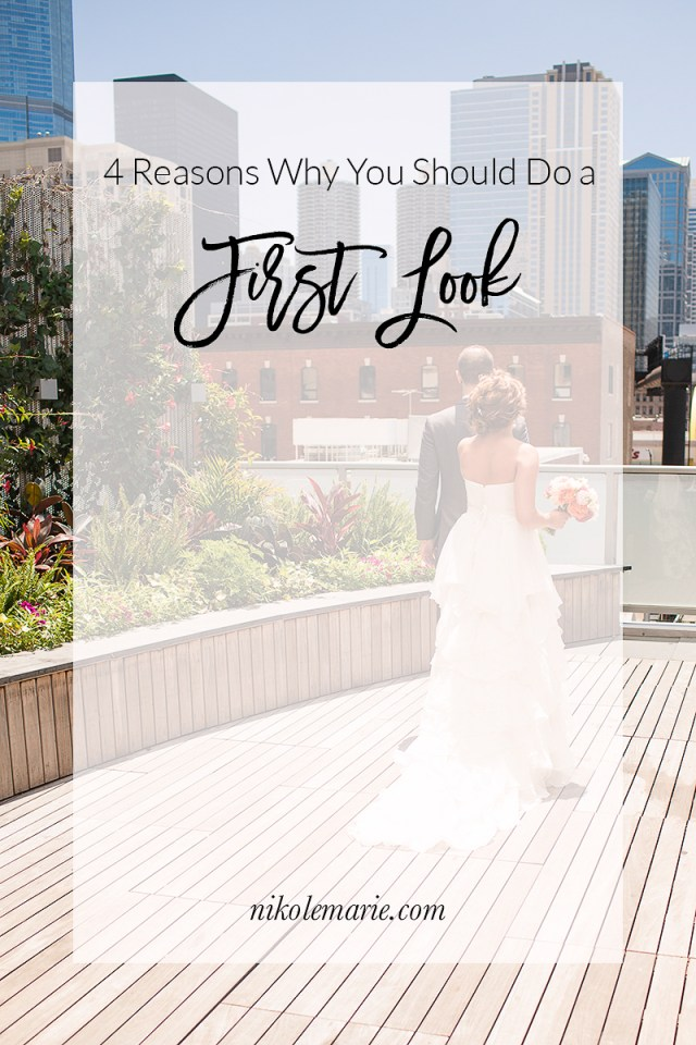 Why You Should Do A First Look
