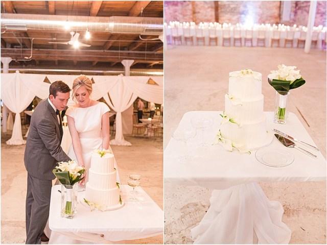 Kenmare Loft Elegant Candle Wedding