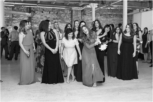 Kenmare Loft Elegant Wedding