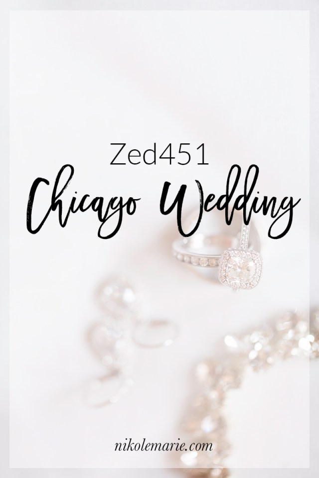 Zed451 Chicago Wedding