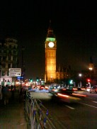 The Big Ben Clocktower, London - England