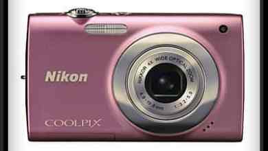 Photo of Nikon COOLPIX S2500 Software Download