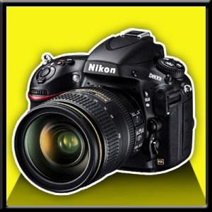 Nikon D800E Firmware Update