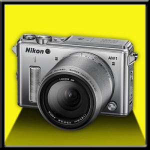Nikon Nikon 1 AW1 Firmware Update