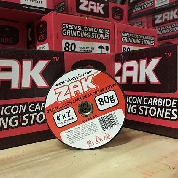 Zak Grinding Stones by Nikon Diamond Tools