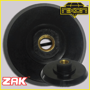 Zak Rigid Backer Pads by Nikon Diamond Tools