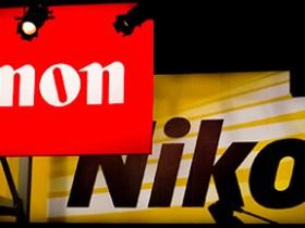 Nuovi dati: numero totale di fotocamere Canon, Sony e Nikon prodotte nel 2020