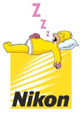 Nikon si è di nuovo addormentata – Nikon Rumors