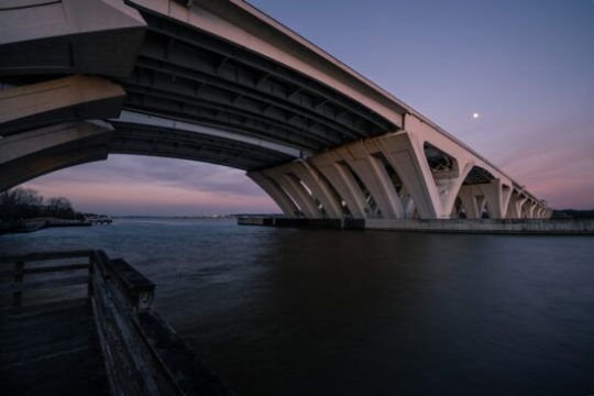 Wilson Bridge – Z7ii ISO 31 1 sec f22 Z14-24 2.8